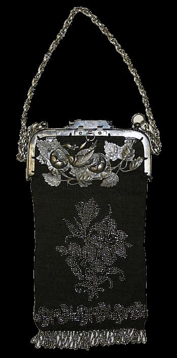 black-handbag